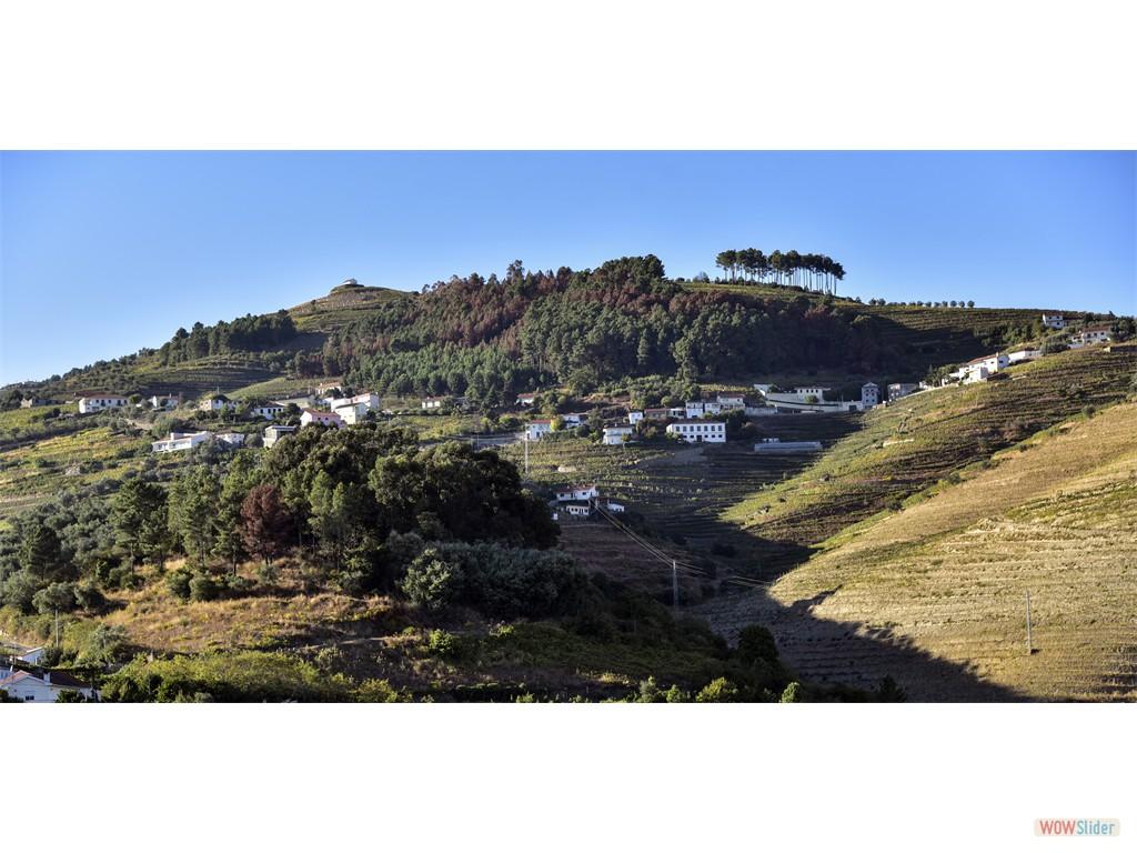 Region du Douro - octobre 2016