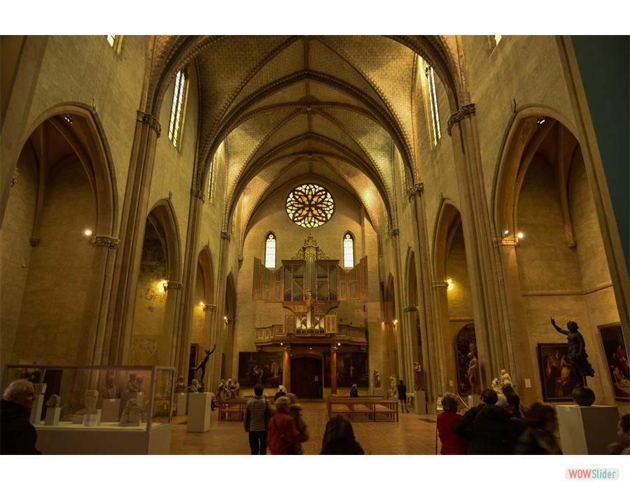 Chapelle, Musée des Augustins
