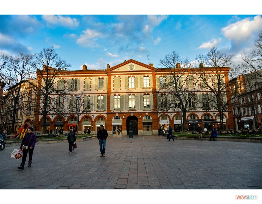 Toulouse ville rose