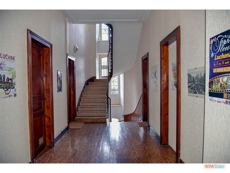 Hall du 2eme étage