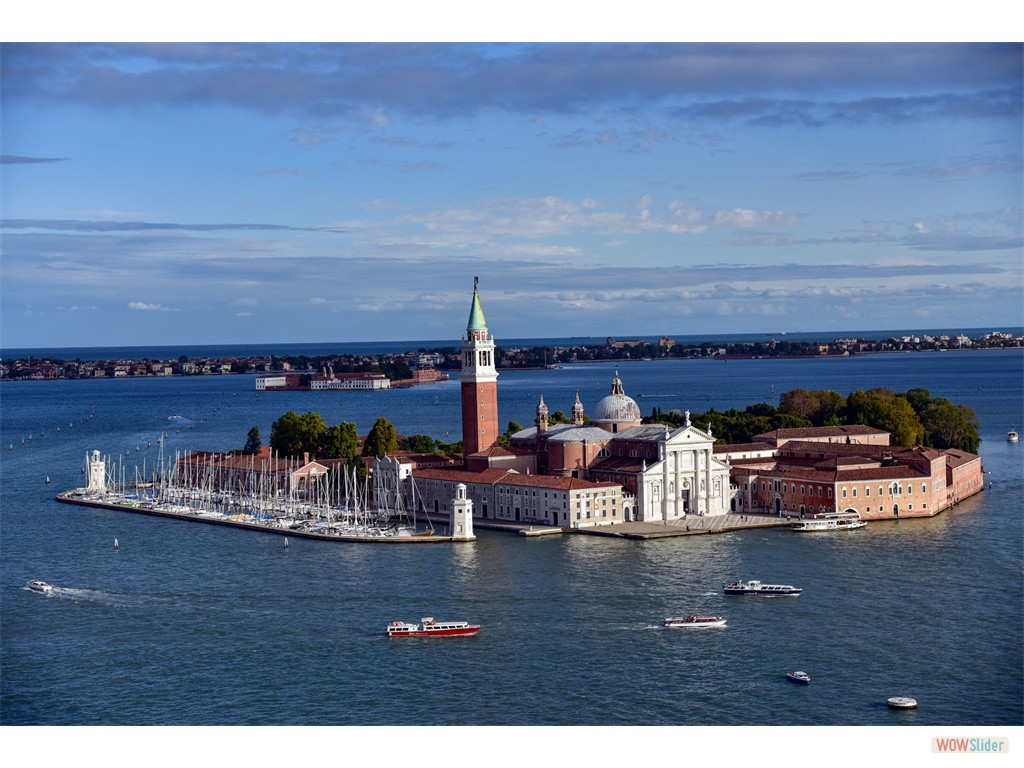 Vue depuis San Marco