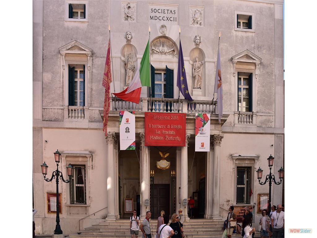 Théatre la Fenice de Venise