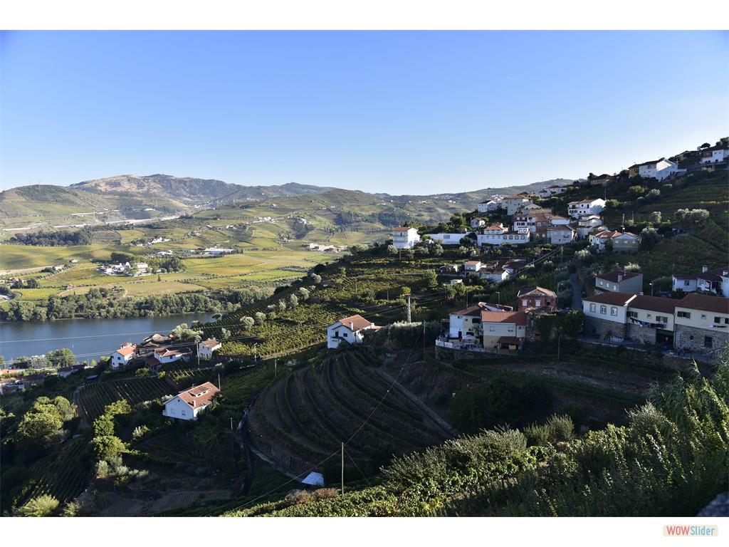 Un village du Douro - octobre 2016