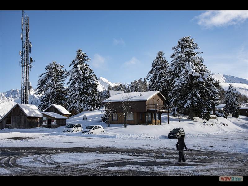 Guzet Neige - Janvier 2016